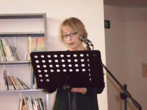 La poetessa SOFIA DEMETRULA ROSATI